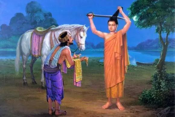 【佛教国际卫塞节】108张图看释迦牟尼佛伟大的一生(附详细注释)1
