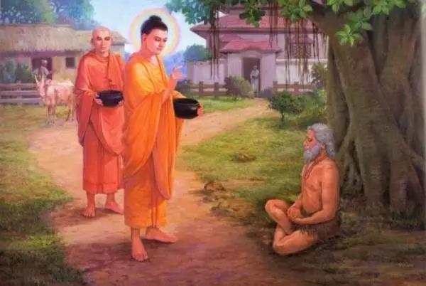 【佛教国际卫塞节】108张图看释迦牟尼佛伟大的一生(附详细注释)2